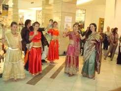 Namaste India, 9-16 octombrie 2010, Bucuresti, AFI Palace Cotroceni