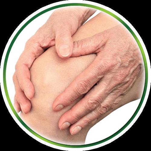 crunches articulațiile genunchiului